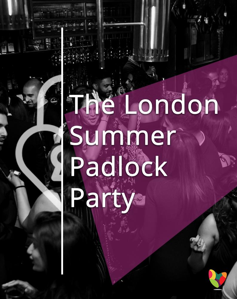 The London Summer Padlock Party