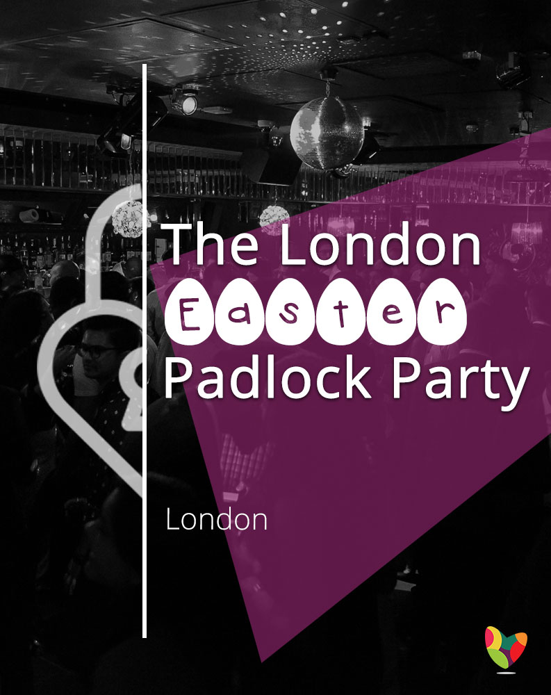 The London Easter Padlock Party