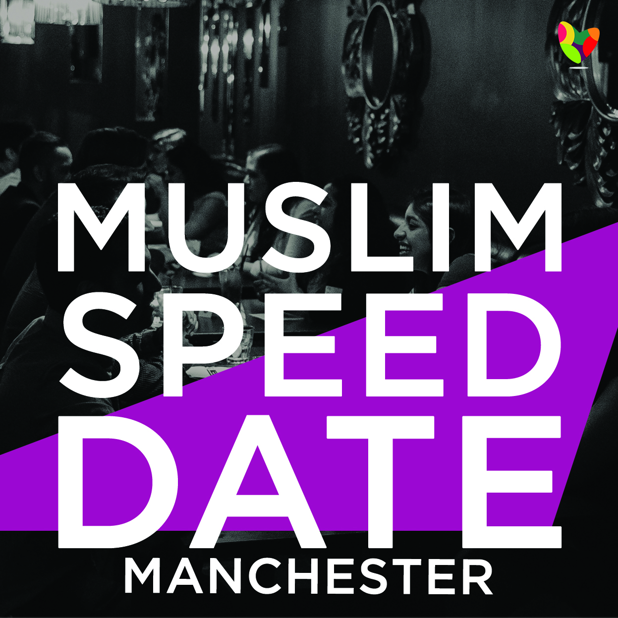 Muslim Speed Dating Events for British Asian