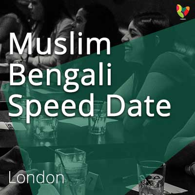 muslim speed dating events in london