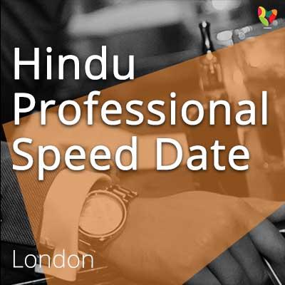 hindu speed dating