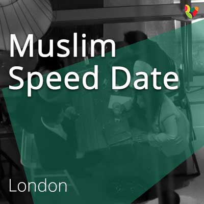 professionals in the city muslim speed dating
