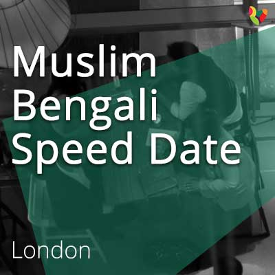 Over 30s muslim speed hookup london
