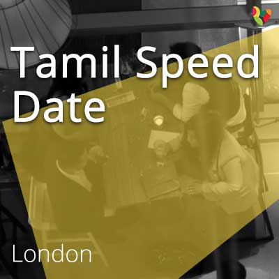 Tamil Speed Date