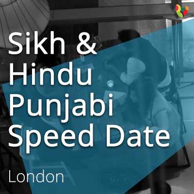 Sikh & Hindu Punjabi Speed Date