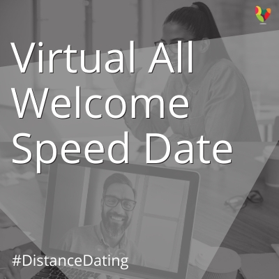 Virtual All Welcome Speed Date