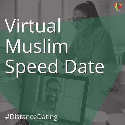 Virtual Muslim Speed Date