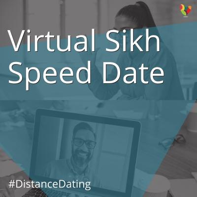 Virtual Sikh Speed Date