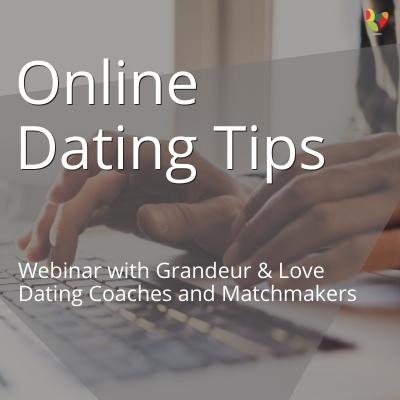 Webinar: Online Dating Tips