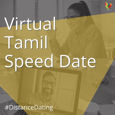 Virtual Tamil Speed Date