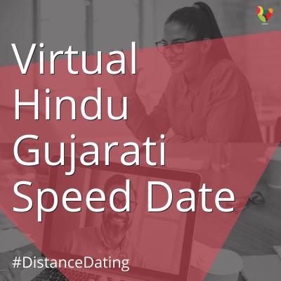 Virtual Hindu Gujarati Speed Date