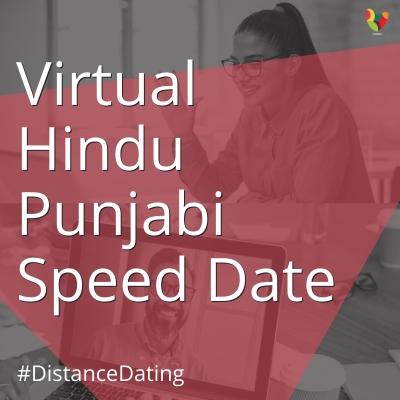 Virtual Hindu Punjabi Speed Date