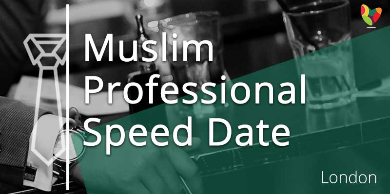 Muslim speed dating events london